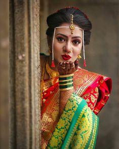 - Wedding Information 2020 Hindu Wedding Photos, Indian Wedding Couple Photography, Indian Wedding Bride, Wedding Photography Poses, Wedding Poses, Wedding Clip, Marathi Bride, Marathi Wedding, Marathi Saree