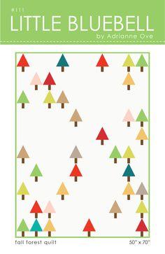 Belville Quilt Pattern (PDF)           Modern Butterfly Quilt Pattern (PDF)      Fall Forest Quilt Pattern (PDF)          Happy Kelp Qu...