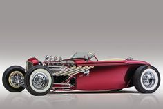 1932 Ford Roadster Sylvester III (by Vertualissimo on deviantART)