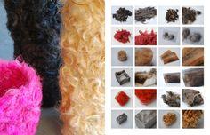 My Hair is at MoMA PS1 | mcdowellespinosa; Photos courtesy of TempAgency | Bustler
