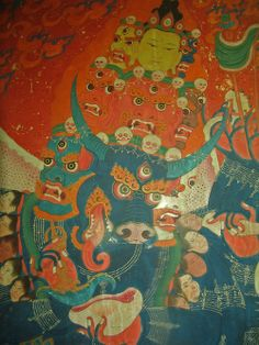 mandala of vajrabhairava Mandala: the sacred circle of vajrabhairava this video was filmed during the construction of the colored sand mandala of the buddha vajrabhairava by tibetan monks of namgyal monastery, the dalai lama's personal monastery.