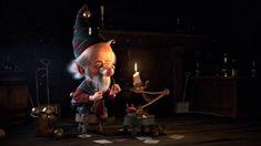 LIttle Christmas Elf by camilor