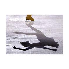 figure skating | Tumblr - Polyvore on We Heart It.