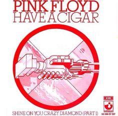 Pink Floyd have a cigar single