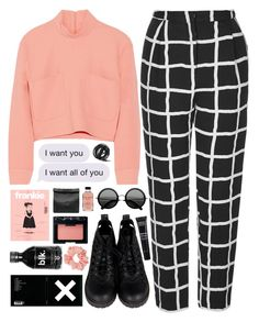 """""""//you're never gonna love me, so what's the use?//"""" by unicorns-in-cloud9 ❤ liked on Polyvore featuring Issa, Topshop, MAKE UP FOR EVER, NARS Cosmetics, Bobbi Brown Cosmetics, Marie Turnor, Miss Selfridge and Urbanears"""