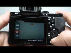 Sony Alpha 7 / 7R - Tips & Tricks (English Version) - YouTube