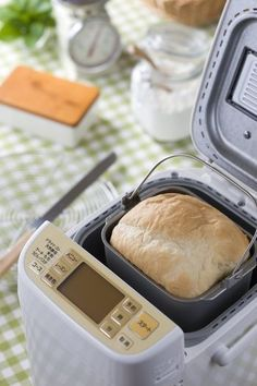 This is a top-rated yeast bread recipe for the bread machine. Honey and buttermilk add the flavor and texture to this homemade bread.