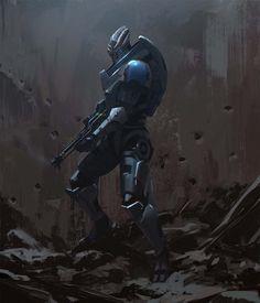 Garrus – Mass Effect fan art by ryan lang[Timelapse video] Dreamworks, Mass Effect Art, Mass Effect Universe, Studios, Key Frame, Marvel, Big Hero 6, Animation Film, Disney