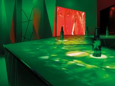 Heineken ODE Interactive Bar | brand activation by Ramon , via Behance