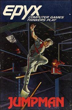Jumpman (C64)