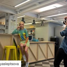 #Repost @liyasleptsova with @repostapp. ・・・ Будет ❤ #brusnikabrand