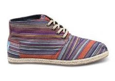 Toms- colorful and cute