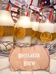 .Oh Sugar Events: Shiver Me Timbers