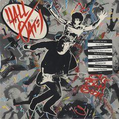 "Hall and Oates / ""Big, Bang, Boom!"" record"