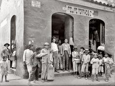 Store at Caracas, Venezuela. 1900-1906.