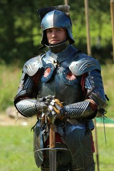 Reenactment: Medieval - The knight time