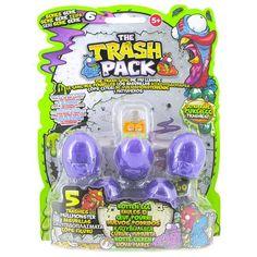 Kjøp Trash Pack - 5 Rotten Egg - Figurer - Coolshop.com