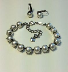 2 Piece Gift Set    Swarovski Crystal by CathieNilsonDesigns, $52.00