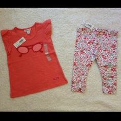 I just discovered this while shopping on Poshmark: CUTE Lot of 3T girl clothes. Check it out!  Size: 3T
