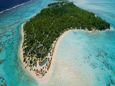 The Brando, Tetiaroa, Polinesia francesa
