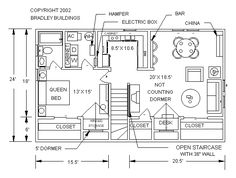 1000 images about garage into living space on pinterest for 28x30 garage plans
