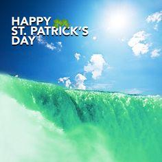 Happy St. Patricks Day Niagara Falls Hotels, Niagara Falls Ontario, Canada, Day