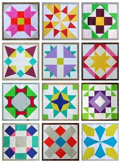 2013 SBC Block of the Month Pattern