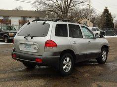 Used-cars-for-sale-in-Minneapolis | 2005 Hyundai Santa Fe GLS | http://minneapoliscarsforsale.com/dealership-car/2005-hyundai-santa-fe-gls