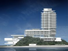 Gallery of Seamarq Hotel / Richard Meier & Partners - 18