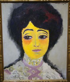 Spanish Woman' Oil on canvas, by Kees van Dongen - Dutch-French painter, who was one of the leading Fauves Stock Photo Henri Matisse, Rotterdam, Modern Artists, French Artists, Monte Carlo, Art Fauvisme, Spanish Woman, Great Works Of Art, Painting People