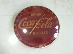 Vintage Coca Cola thermometer