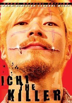 Ichi the Killer DVD cover art