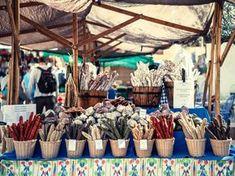 Wann findet wo welcher Wochenmarkt auf der Insel Mallorca statt? Einen schnellen Überblick zu den jeweiligen Tagen und Orten findet ihr hier ....