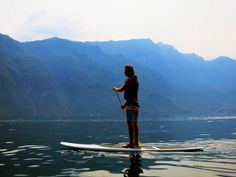"""""""GO SUPING"""" LAKE COMO WITH BELLAGIOWATERSPORTS"""