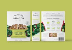 McCambridge's Bread Kits Get a Whole New Look — The Dieline | Packaging & Branding Design & Innovation News