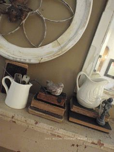 Round Barn Potting Company: simplicity