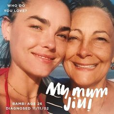 Bambi Northwood-Blyth describes her battle with diabetes  Shes the model who has endured a lengthy 16-year battle with Type 1 Diabetes.  And Bambi Northwood-Blyth has shared an emotional update on her health woes by penning a sweet tribute to her mother Jill.  The 27-year-old shared a message to her mother in an Instagram post shared this on Saturday crediting Jill for being by her side from moment one of her journey with the illness.  Scroll down for video  Touching: Bambi Northwood-Blyth…