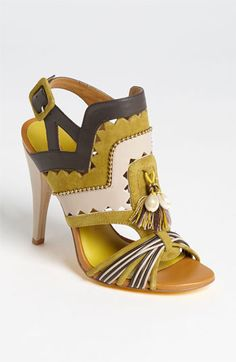 Blonde Ambition 'Regata' Sandal