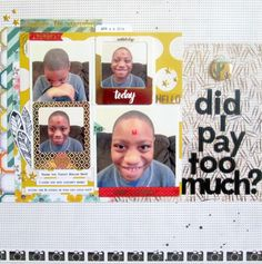 Did+I+Pay+Too+Much? - Scrapbook.com