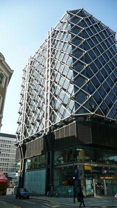 Bush Lane House, Arup Associates | London | United Kingdom | MIMOA