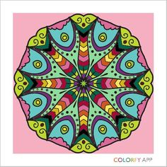 Colorfy this is cool I can change it all if I want or keep it like this but its all fun either way.