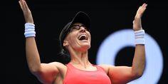 WATCH: Tennis Star Mirjana Lucic-Baroni Delivers The World's Greatest Motivational Speech