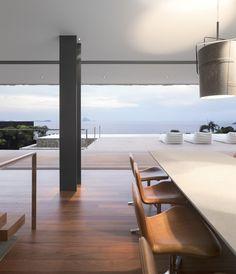 AL House. Location: Praia de São Conrado, Brazil firm: Studio Arthur Casas; photo: Fernando Guerra | FG + SG; year: 2013