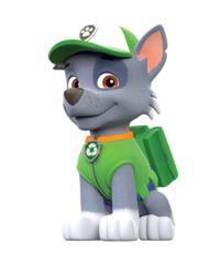 Personaje Rocky - Patrulla canina