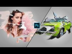 photoshop tutorial How to make abstract brush effect photos/wallpaper