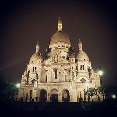 Basilique du Sacré-Cœur de Montmartre  1914.