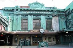 Hoboken Train Station ~ New Jersey