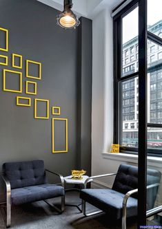 USA contemporary home decor and mid-century modern lighting ideas from DelightFU. USA contemporary home decor and mid-century modern lighting ideas from DelightFULL Interior Walls, Decor Interior Design, Modern Interior, Interior Decorating, Decorating Frames, Decorating Ideas, Design Interiors, Apartment Interior, Apartment Living