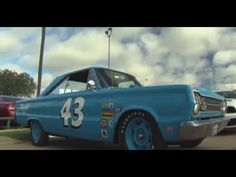 Roundman gets his hands on a 1966 Plymouth Belvedere tribute car to famous race car driver Richard Petty . All New The Car Chasers Tuesday, November 19th 10p...