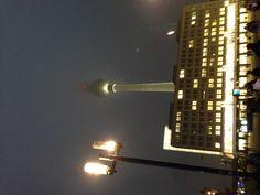Berlin Cn Tower, Berlin, Building, Places, Lugares, Buildings, Architectural Engineering, Berlin Germany